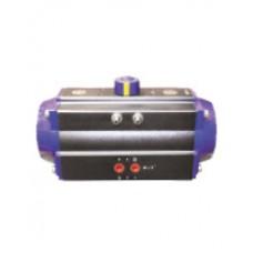 VERIN1-4T-TSR Пневматический привод одностороннего действия для дисковых затворов