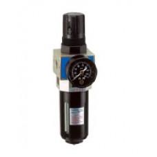 Регулирующий фильтр для сжатого воздуха Tecofi FRL1720