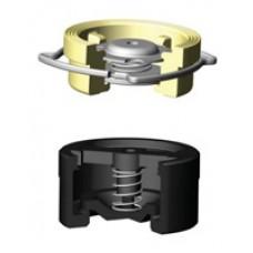 Осевой обратный клапан Tecofi CA7441