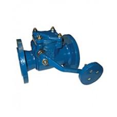 Створчатый обратный клапан с противовесом Tecofi CB3242
