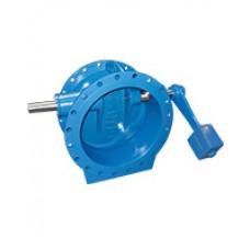 Поворотный обратный клапан с двойным эксцентриситетом Tecofi CP4243