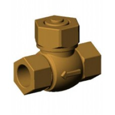 Подъемный обратный клапан Tecofi CS2143