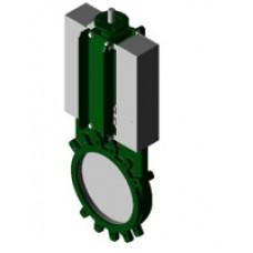 Шиберная ножевая задвижка Tecofi VG3400-004