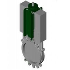 Шиберная ножевая задвижка Tecofi VG6400-004